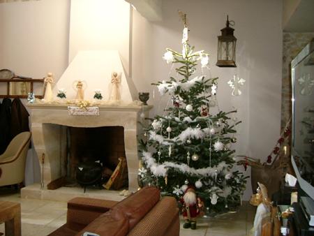 for Decoration de sapin de noel maison